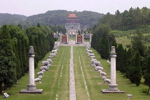 Sacred Way to the Ming Tombs